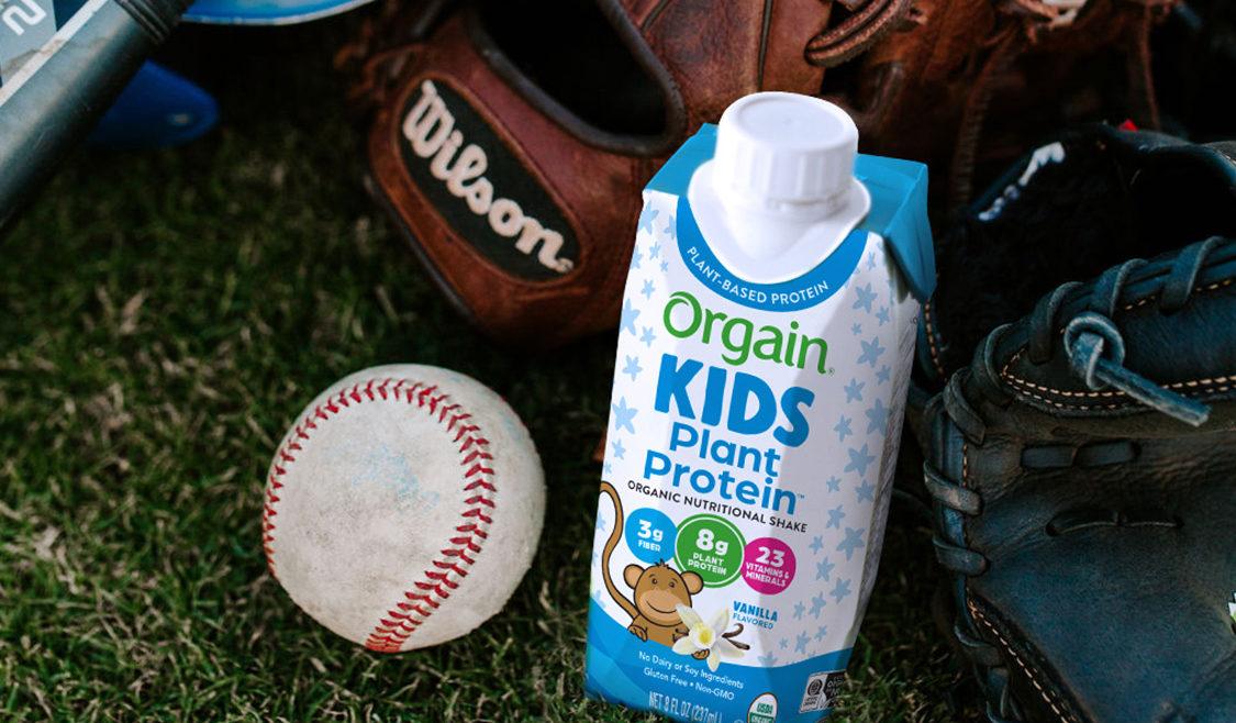 Kids Plant Based Protein Shake